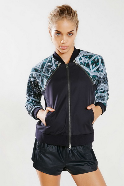2-Fer Reversible Bomber Jacket