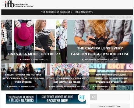 ifb homepage