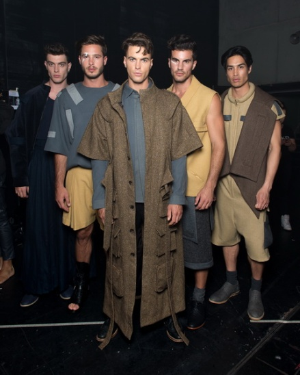2015 Raffles Fashion Design Graduate Show at Carriageworks