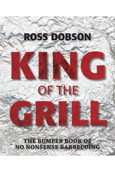 king of the grill book