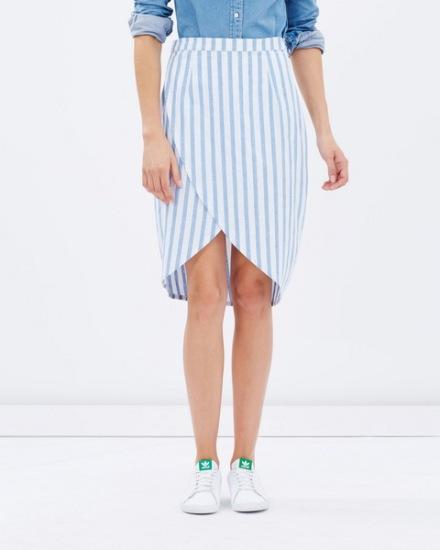 Atmos&Here Belle Wrap Skirt
