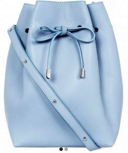 mon purse bucket bag