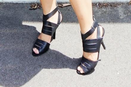 Saba Heel Sandals