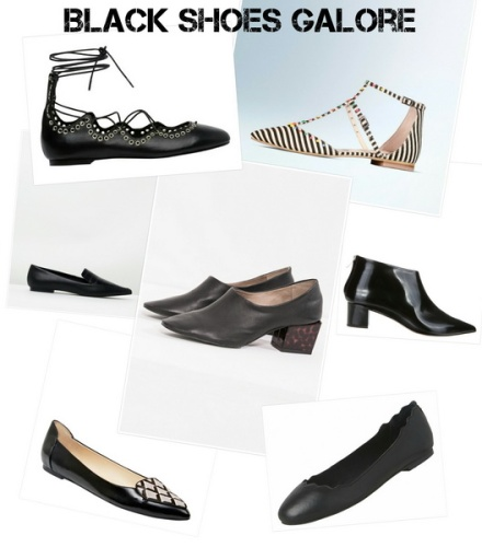 tellmeyblog black shoes galore