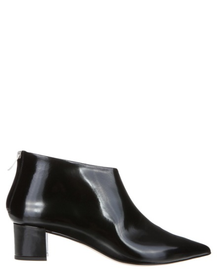 the mode collective low cut point booties
