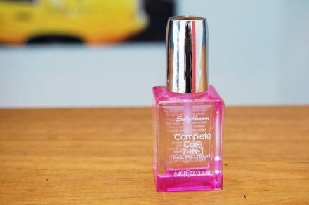 tellmeyblog - Sally Hansen Complete Care 7-in-1 Nail Treatment (2)