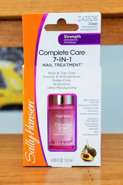 tellmeyblog - Sally Hansen Complete Care 7-in-1 Nail Treatment (3)