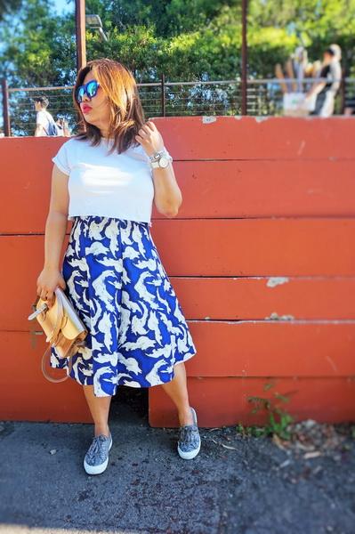 tellmeyblog - superga 2750 + h&m midi skirt (3)