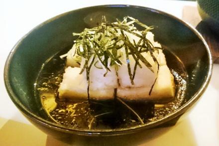 tellmeyblog - sushi e Agedashi Tofu