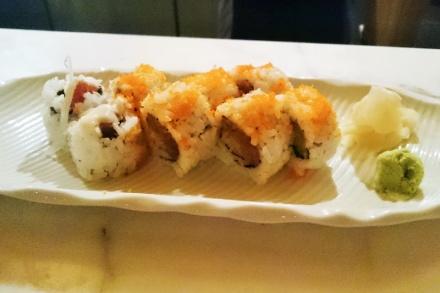 tellmeyblog - sushi e dynamite roll