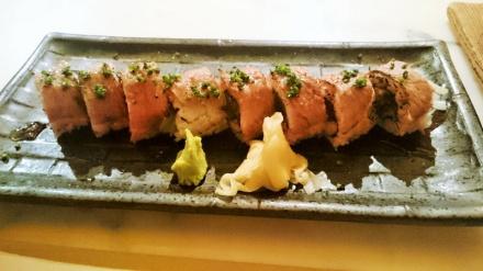 tellmeyblog - sushi e Wagyu Uramaki