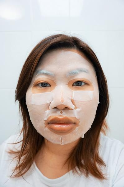 Utena Premium Puresa Beauty Mask (Hyaluronic Acid) (6)