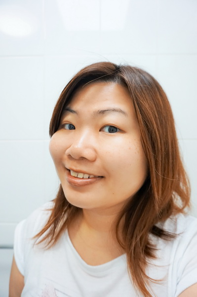 Utena Premium Puresa Beauty Mask (Hyaluronic Acid) - After
