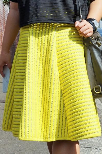 tellmeyblog - isla top + h&m stripe lace midi skirt + atmos&here sandals + world recycle week (1)