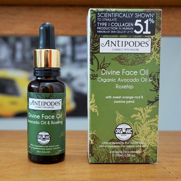 tellmeyblog - antipodes divine face oil