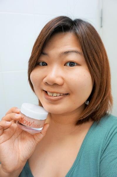 tellmeyblog - Bliss Triple Oxygen Ex-`glow'-sion Vitabead-infused Moisture Cream (7)