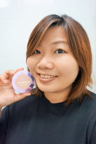 tellmeyblog - L'Oreal Paris Nude Magique Cushion Foundation - after (3)