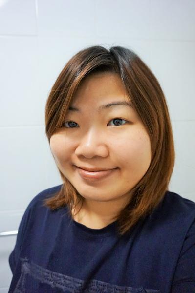 tellmeyblog - bliss peeling groovy facial serum - before
