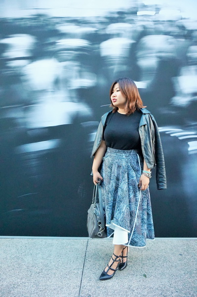 tellmeyblog - by johnny tuck front a-skirt and leather jacket (5)