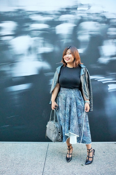 tellmeyblog - by johnny tuck front a-skirt and leather jacket (6)
