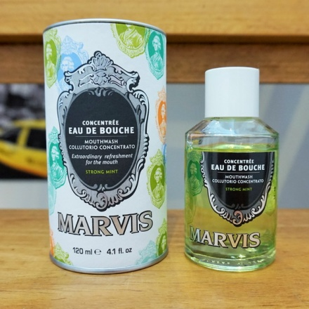 tellmeyblog - marvis whitening mint toothpaste and concentrated strong mint mouthwash (2)