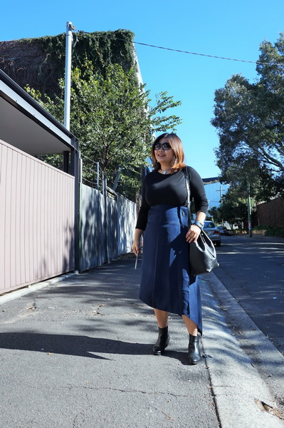 tellmeyblog - interval wrap skirt + miista boots + mon purse bucket bag (1)